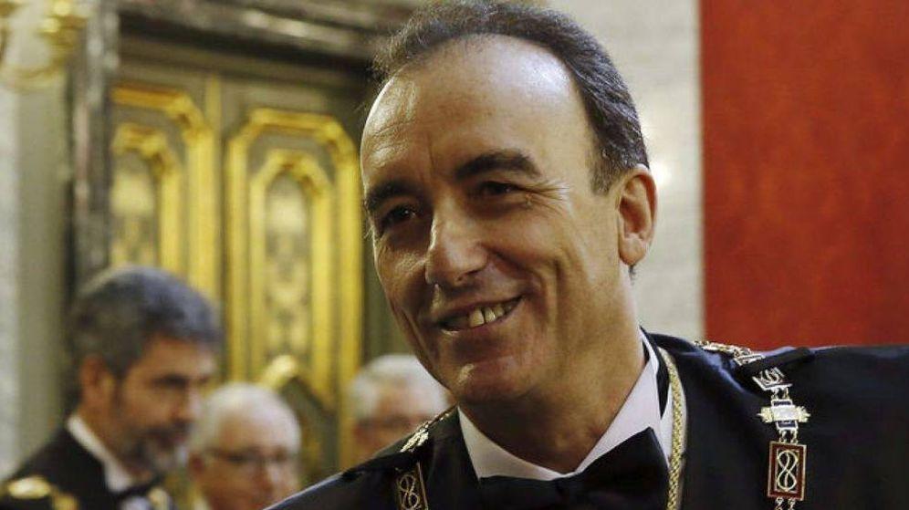 Foto:  Manuel Marchena, en una imagen de archivo