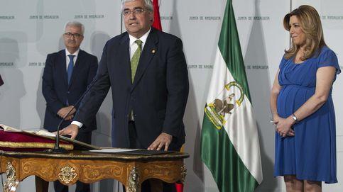 C's abrirá una crisis a Susana Díaz si el TSJA imputa al consejero de Economía
