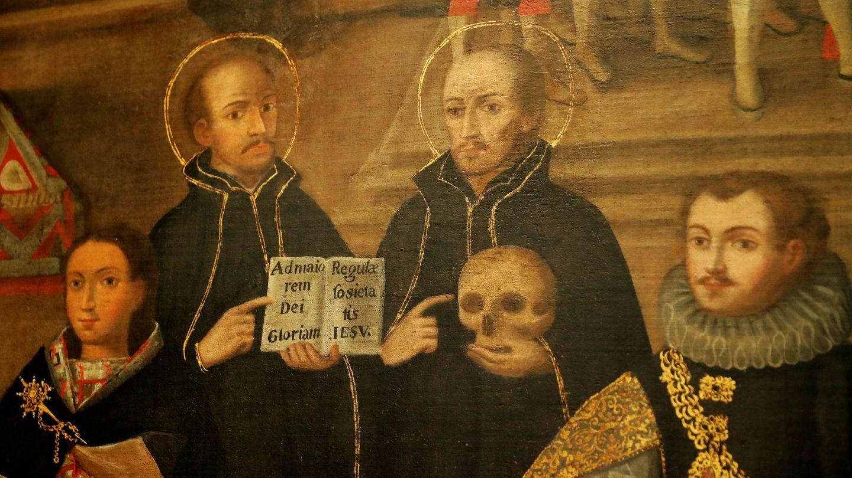 Un detalle de la obra prestada por los De Osma al Museo del Prado. (EFE)