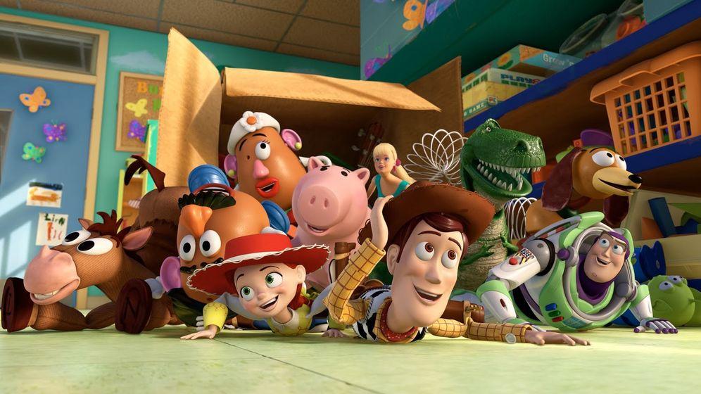 Cine Como Toy Story Cambio La Historia Del Cine
