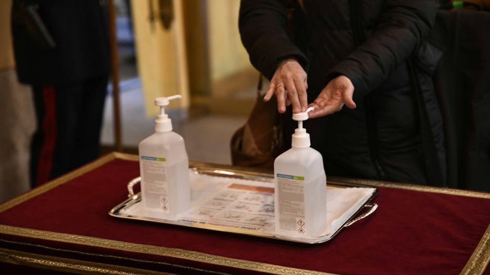 Las medidas de la Casa Real española contra el coronavirus