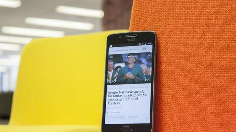 Probamos el Moto G5: difícil encontrar un móvil 'low cost' tan potente como este