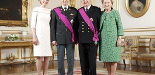 Post de Las amargas (y silenciadas) bodas de diamante de Alberto y Paola de Bélgica