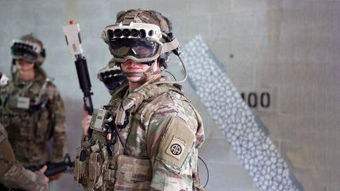 Desarrollan un 'casco de Iron Man' para la infantería americana