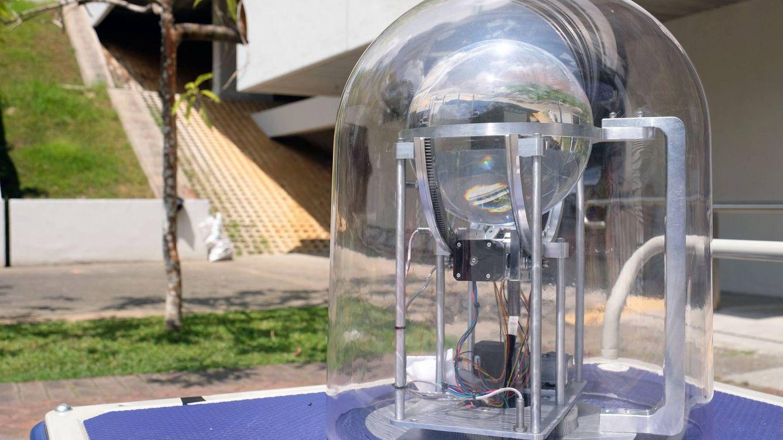 Crean un dispositivo de energía solar que ilumina mejor que las bombillas led