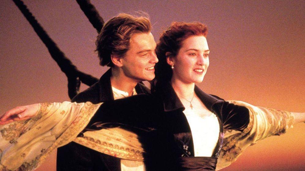Foto: Fotograma de 'Titanic'