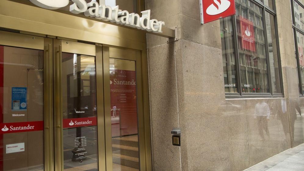 Noticias del banco santander el fondo capital group se for Oficinas banco santander en roma