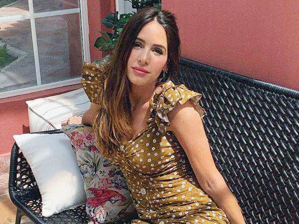Foto: Rocío Osorno, en una imagen de archivo. (@rocio0sorno)