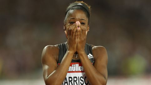 Kendra Harrison, nuevo récord mundial en los 100 metros vallas