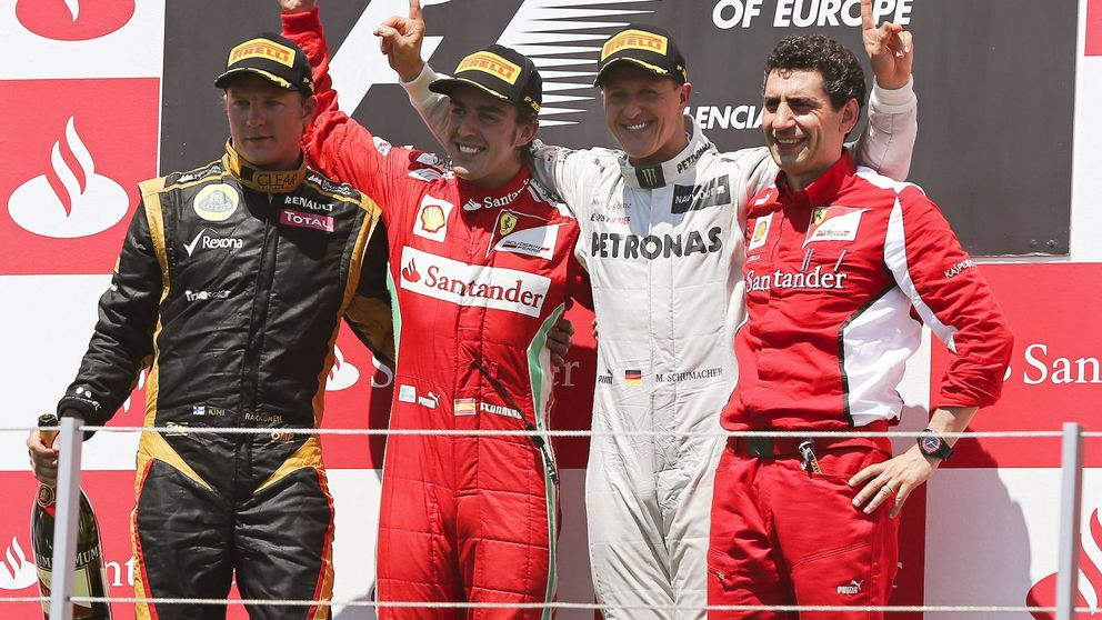 El día que Alonso hizo llorar a Andrea Stella, el nuevo jefe de McLaren en pista