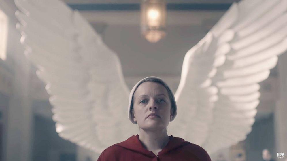 Foto: Fotograma de la tercera temporada de 'El cuento de la criada'. (HBO)