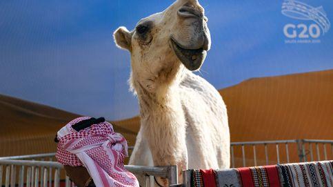 Palacio de Murabba en Arabia Saudí