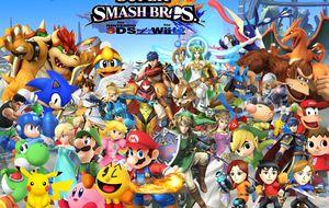 Nintendo celebra su Woodstock con Super Smash Bros