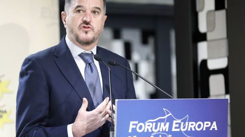 Iturgaiz, de ser cortado para las europeas a pedir el voto contra el fasciocomunismo