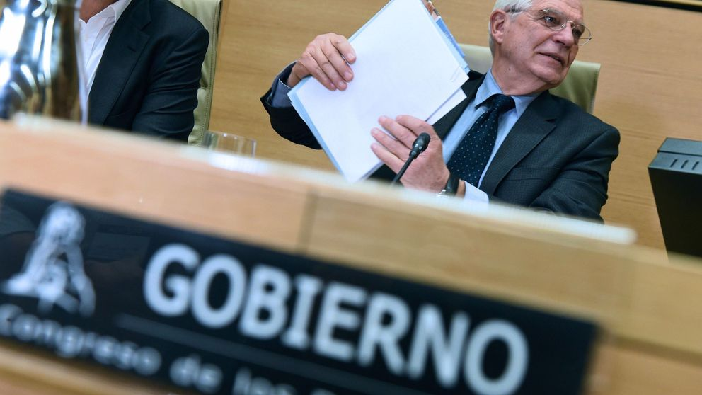 Borrell frenó nuevas embajadas catalanas frente a la 'inacción' de Batet y Montero