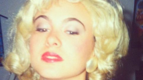 Instagram - Marta Hazas, con peluca a lo Marilyn