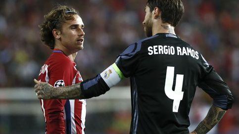 Atlético de Madrid-Real Madrid, sábado 18 de noviembre a las 20:45 horas
