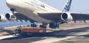 Post de ¿Un atentado terrorista en Argelia frustrado gracias al piloto? No, sólo es un videojuego