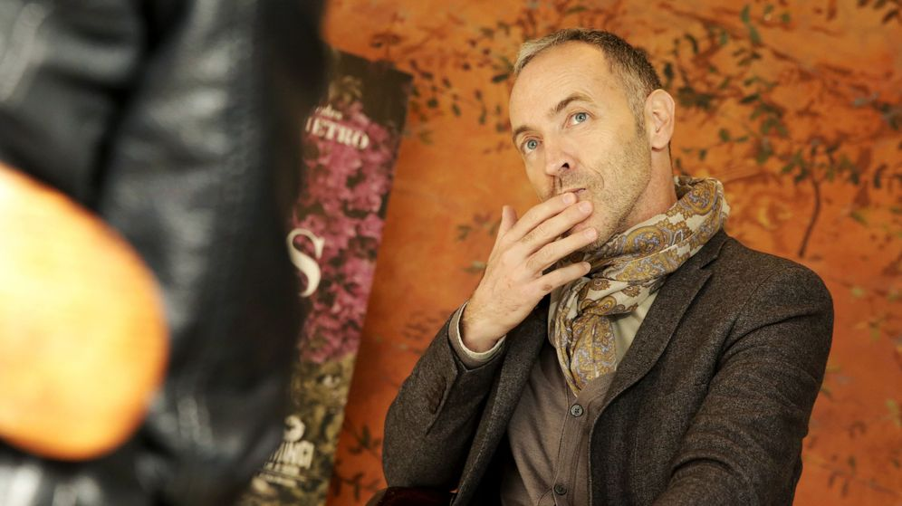Foto: Miguel del Arco, uno de los impulsores de Teatro Kamikaze. (EFE)