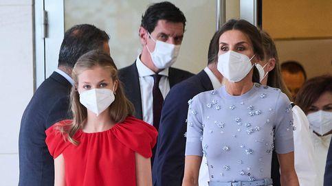 La reina Letizia y Leonor, vacunadas hoy viernes: por fin se acaba el misterio