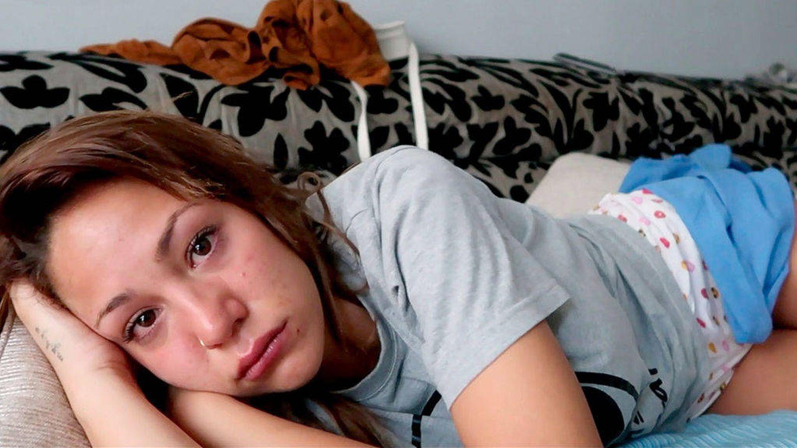 Foto: Steisy se confiesa en su reality sobre los malos tratos y las relaciones.