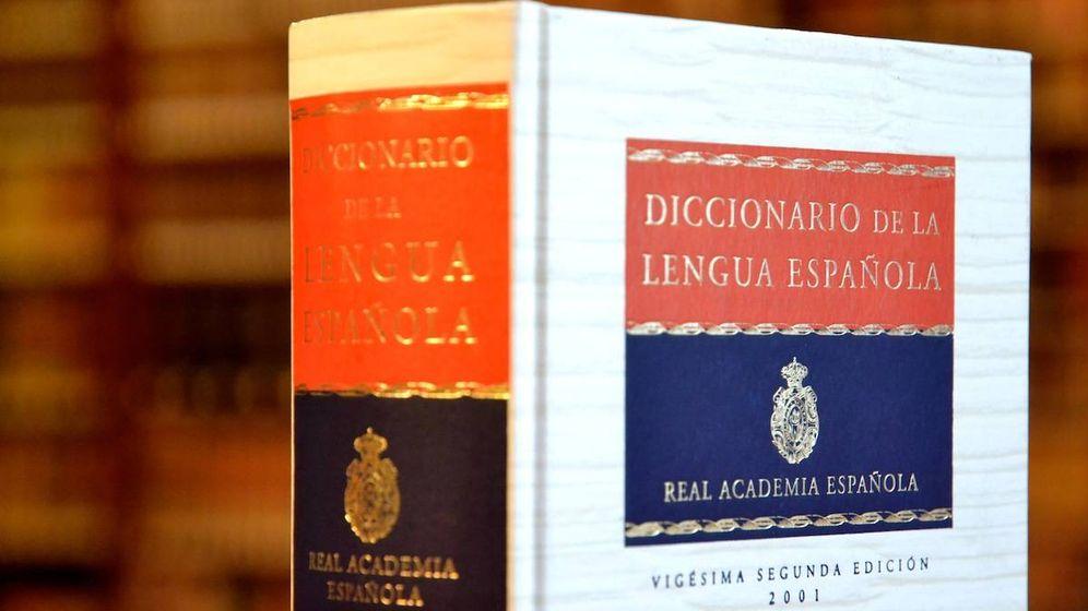 Foto: Diccionario de la Real Academia Española