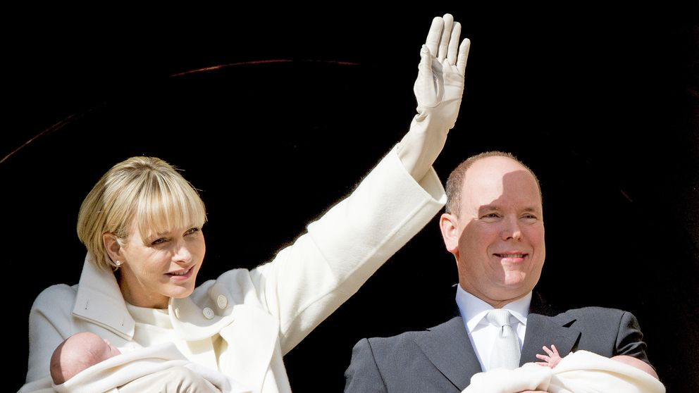 Jacques y Gabriella de Mónaco no tendrán ningún padrino 'royal'