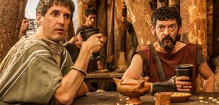 Post de 'Justo antes de Cristo' (Movistar+): humor absurdo y desternillante hasta decir basta