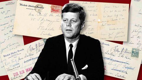 Las cartas que confirman el 'affair' que pudo acabar con el matrimonio de JFK