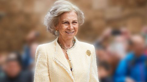 La vida 'secreta' de la reina Sofía en Londres