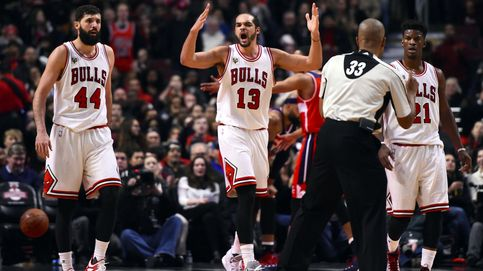 Los diezmados Wizards sorprenden a los Bulls pese al gran partido de Gasol