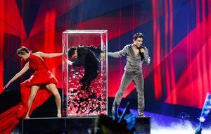 La 'pesadilla' de Morfeo en Suecia: penúltimos en el Festival de Eurovisión