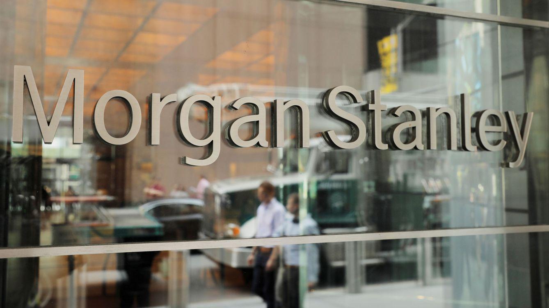 Morgan Stanley sube tras mejorar las previsiones en sus resultados trimestrales