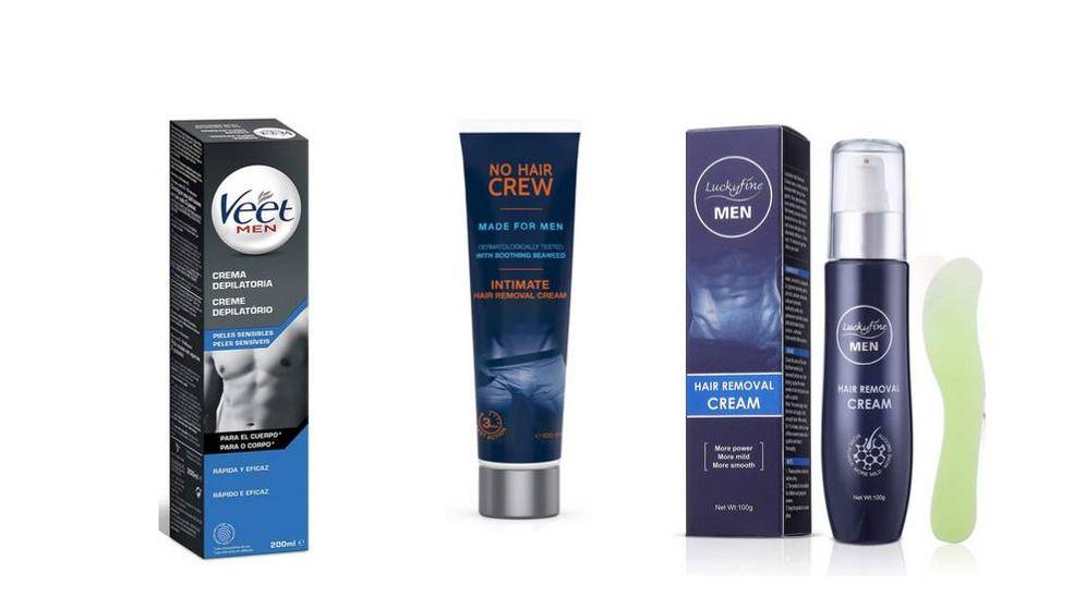 Foto: Las mejores cremas depilatorias para hombre