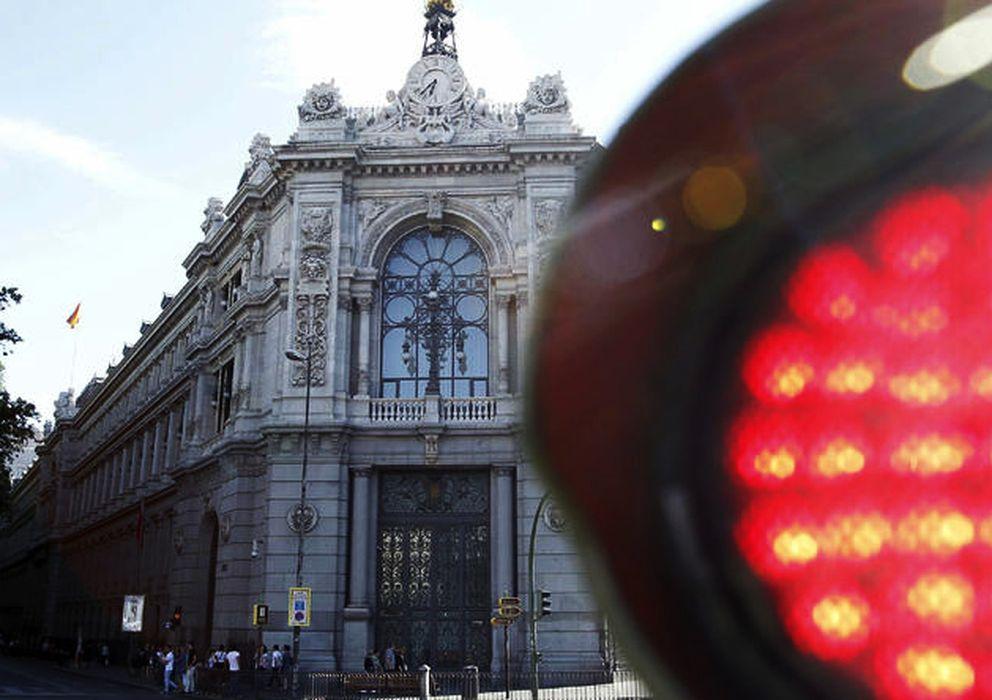 Foto: Sede del Banco de España en Madrid (Efe)