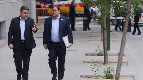 La Fiscalía pide al Supremo que mantenga en prisión a Junqueras