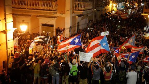 Dimite el gobernador de Puerto Rico tras días de presión popular en las calles