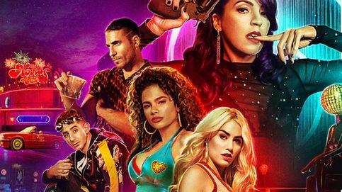 'Sky rojo': las cinco claves de la nueva serie bomba de Netflix sobre prostitución
