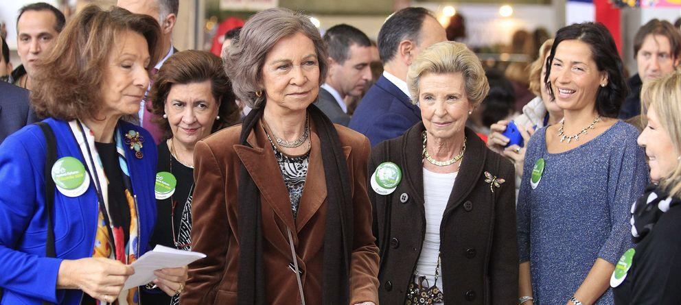 Foto: Rostros Conocidos en el Rastrillo Nuevo Futuro de Madrid