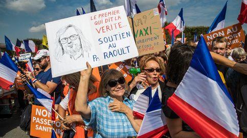 Sin vacunas no hay bistrós: así ha funcionado el 'pasaporte obligatorio' en Francia