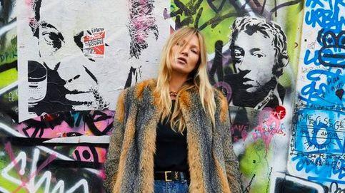 El truco del look con el que Kate Moss celebró su cumple