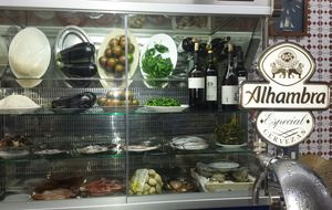 Bar FM, una pequeña capilla de culto para amantes de la mejor gastronomía en Granada