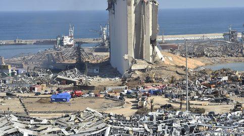 Macron, no des dinero a nuestro gobierno corrupto: 3 plagas tras la explosión de Beirut