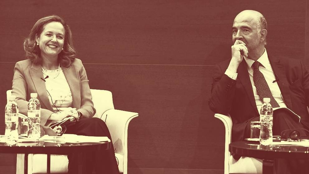 Calviño se aferra a las cifras de Guindos para que Bruselas acepte más gasto