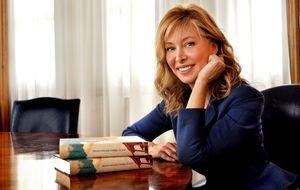 Teresa Viejo: Ahora mismo, la televisión me da mucha pereza