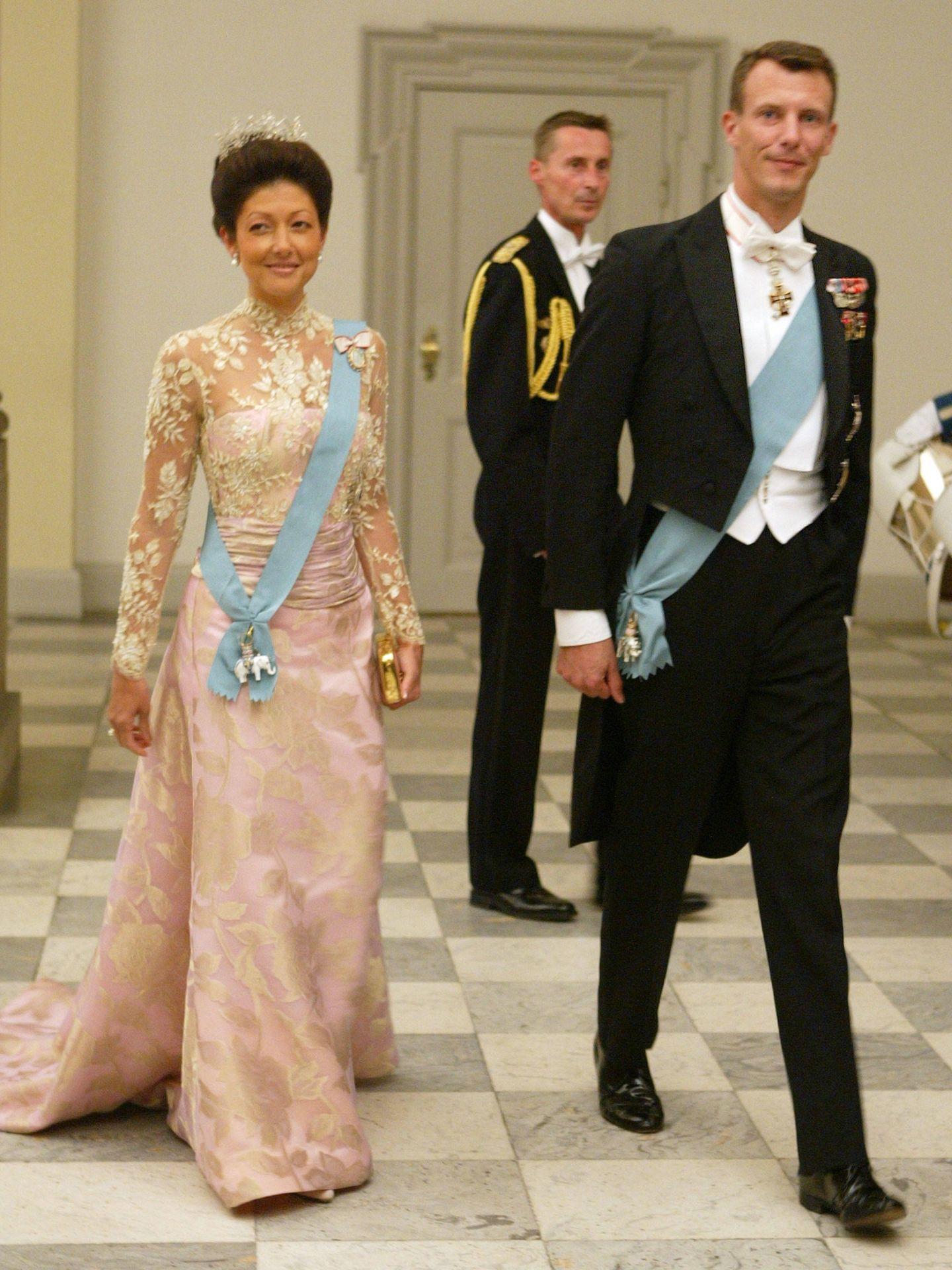 El príncipe Joaquín y Alexandra Manley en 2005. (Getty(