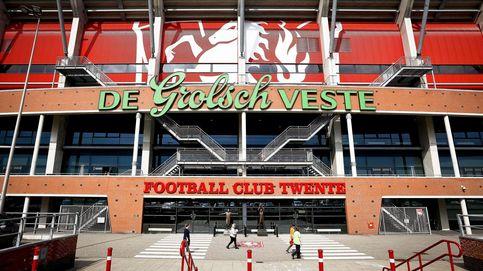 El Twente, descendido a segunda división por sus tratos con Doyen