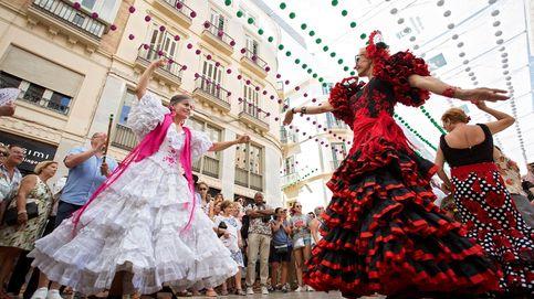 Inicio de la Feria de Málaga