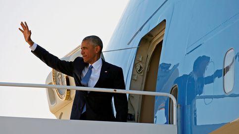 Obama, pocas horas en una Sevilla blindada, a 40º y con flamenco