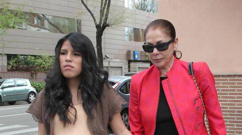 Isabel Pantoja preocupada por las amistades (peligrosas) de su hija
